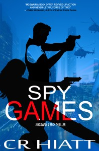 SPY GAMES - BLUE