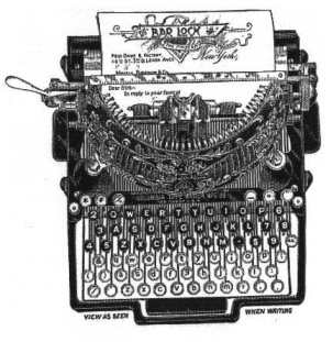 Blog post 'HOW I WRITE'