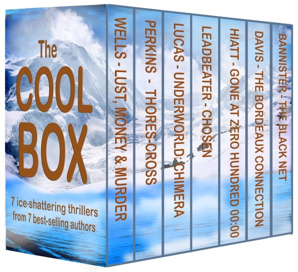 THE COOL BOX (7 ice-shattering thrillers by 7 best-selling authors